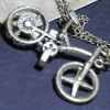 Велосипедный кулон