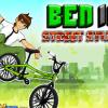 Ben 10 street stunt
